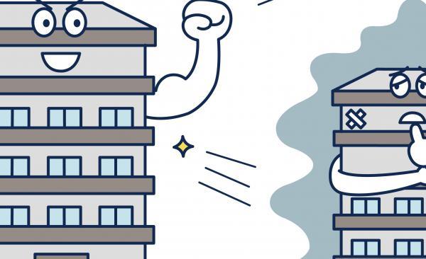 資産価値を保つマンションの秘訣とは?