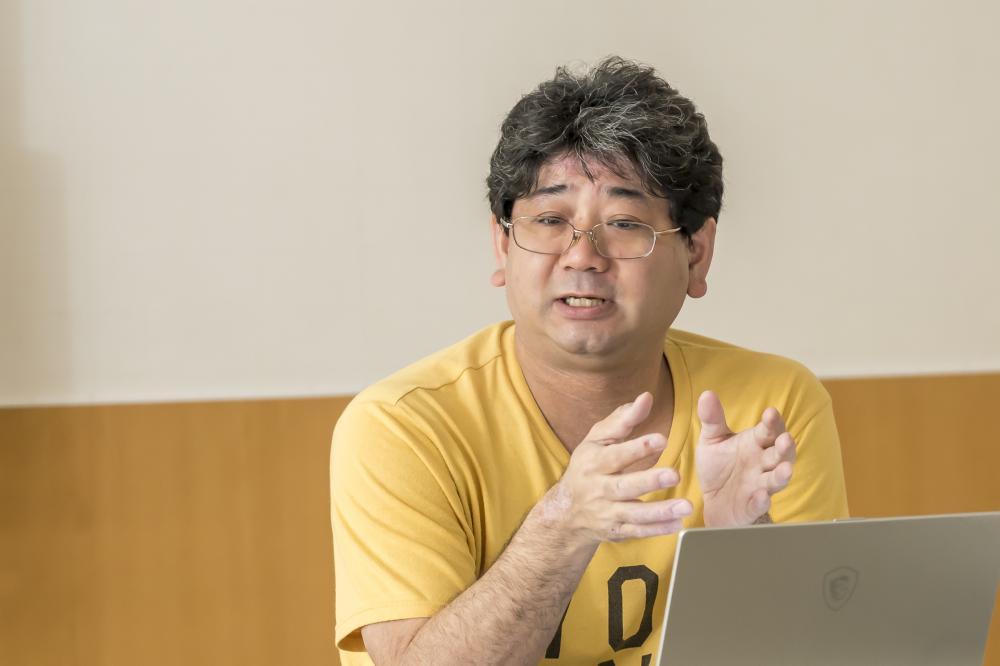 高田さんは理事会役員を退任した後もオブザーバーとして理事会の活動に携わっている