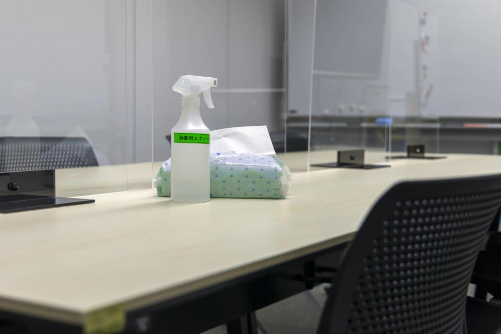 理事会の開催が必要場合は感染防止対策の徹底が重要
