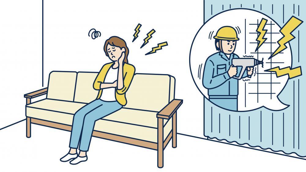 マンション住民が大規模修繕で感じるストレスとは?